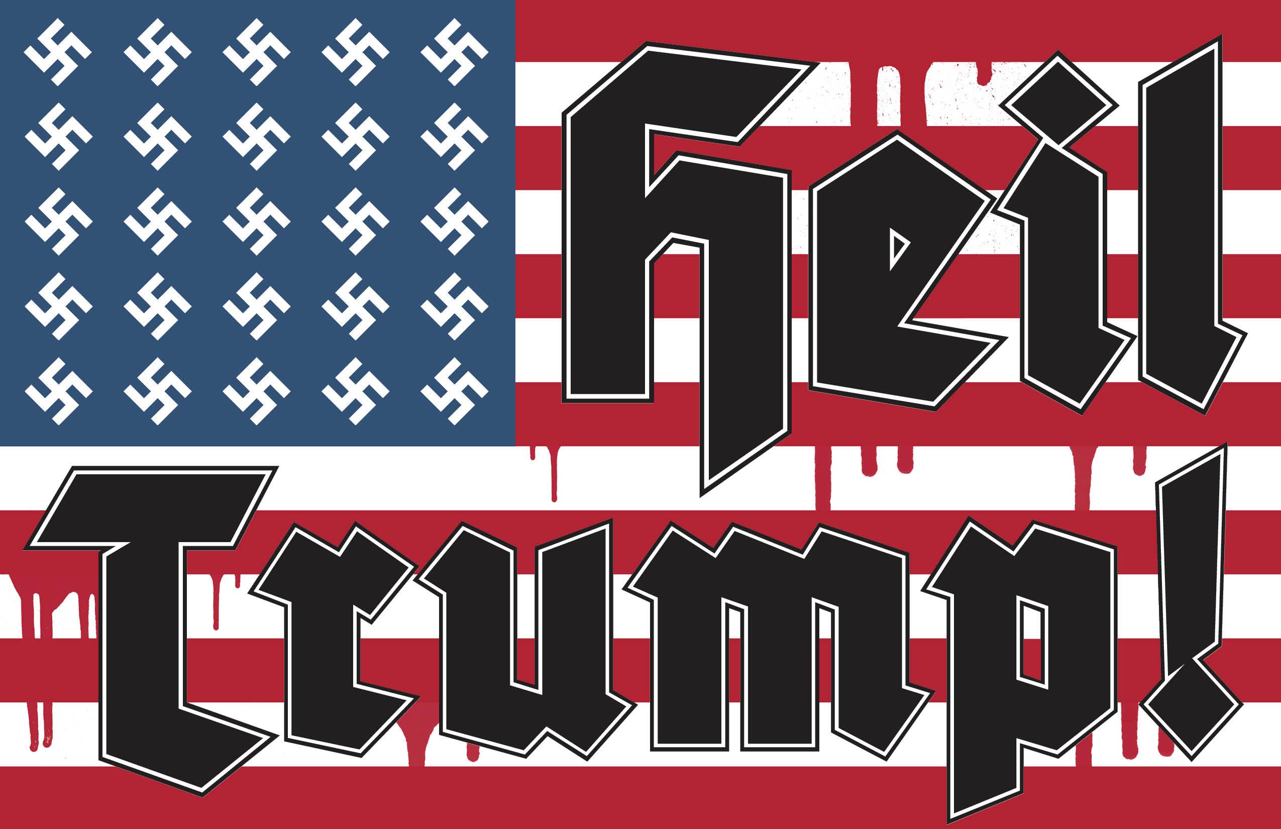 Heil Trump!